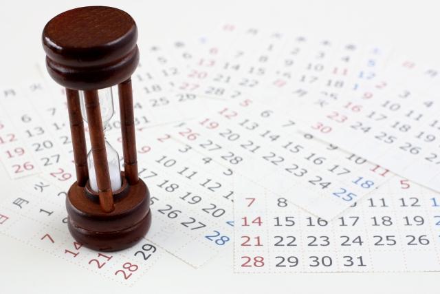 納期と日数