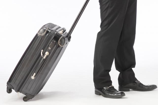 出張スーツケース