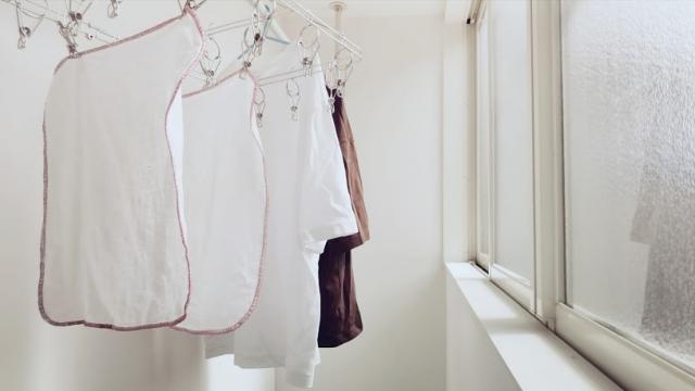 一人暮らしの洗濯する時間