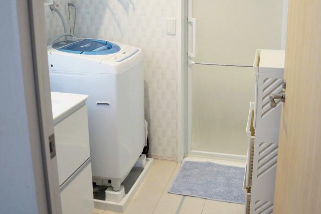 一人暮らしの洗濯